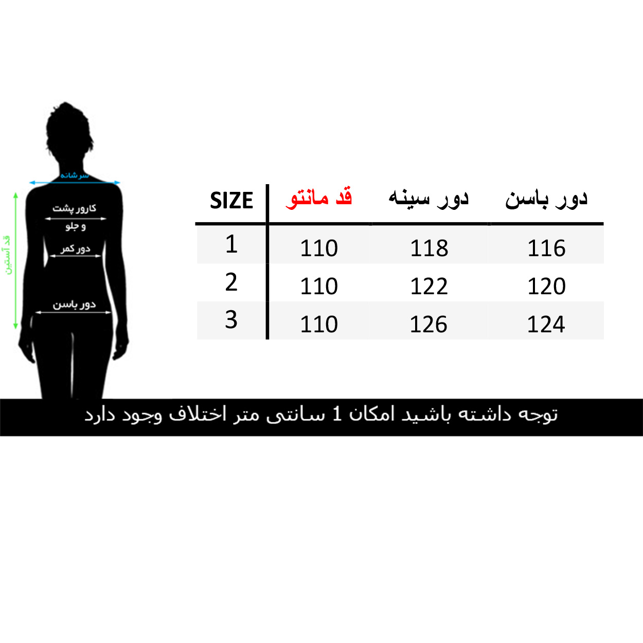 خرید                                      کاپشن زنانه السانا مدل آناهل کد 72055
