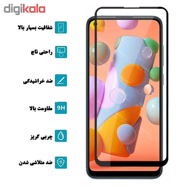 محافظ صفحه نمایش فوکس مدل PT001 مناسب برای گوشی موبایل سامسونگ Galaxy A11 main 1 5
