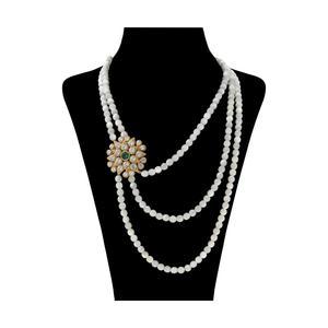گردنبند طلا 18 عیار زنانه مایا ماهک مدل MM1046
