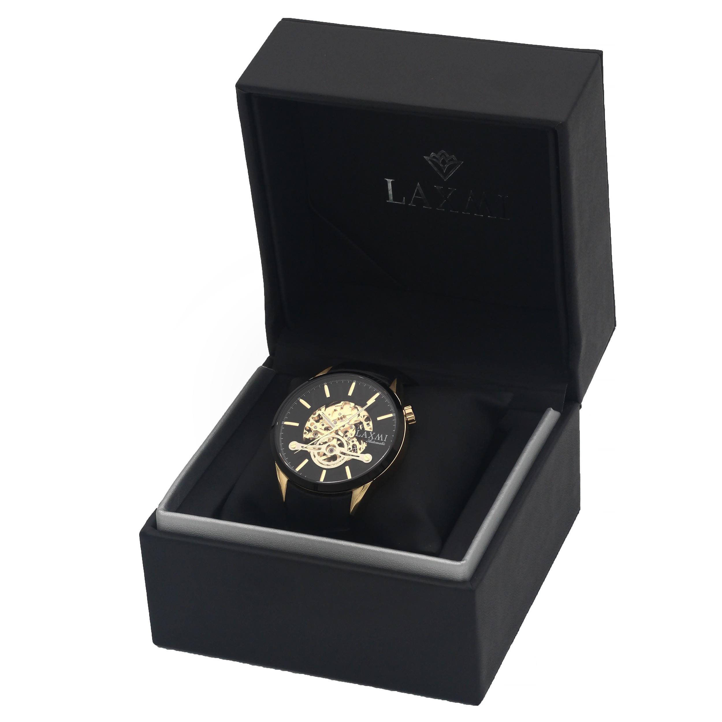 ساعت مچی عقربهای مردانه لاکسمی مدل 8515GB