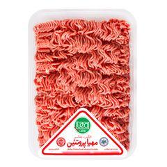گوشت چرخکرده مخلوط گوساله و گوسفند مهيا پروتئين - 900 گرم