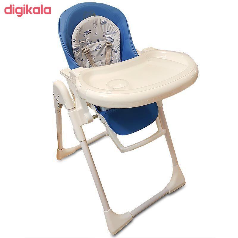 صندلی غذاخوری کودک هپی بی بی مدل F-400 main 1 4
