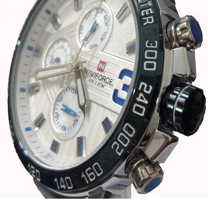 ساعت مچی  مردانه نیوی فورس مدل NF9137M