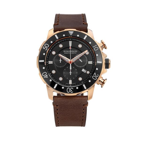 ساعت مچی عقربه ای مردانه رومانسون مدل AL9A11HMNRA36R