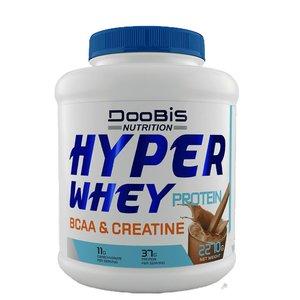 پودر هایپر وی پروتئین و کراتین دوبیس - 2279 گرم