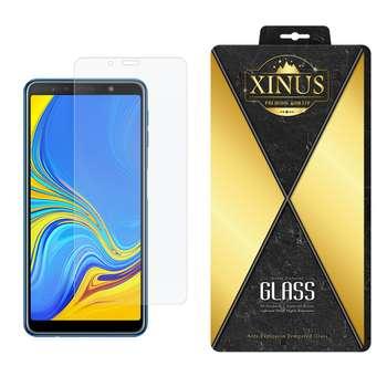محافظ صفحه نمایش ژینوس مدل SPX مناسب برای گوشی موبایل سامسونگ Galaxy A7 2018