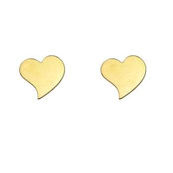 گوشواره زنانه طرح قلبکد020