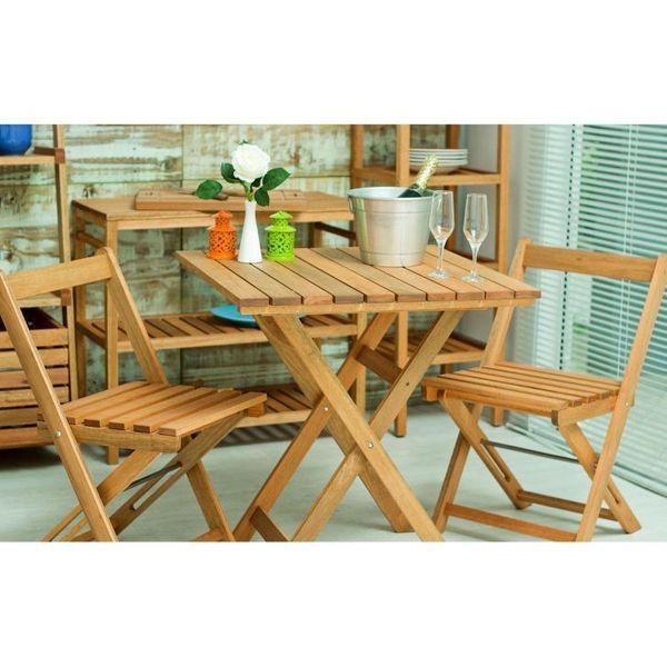 میز و صندلی ناهارخوری دونفره مدل mp26