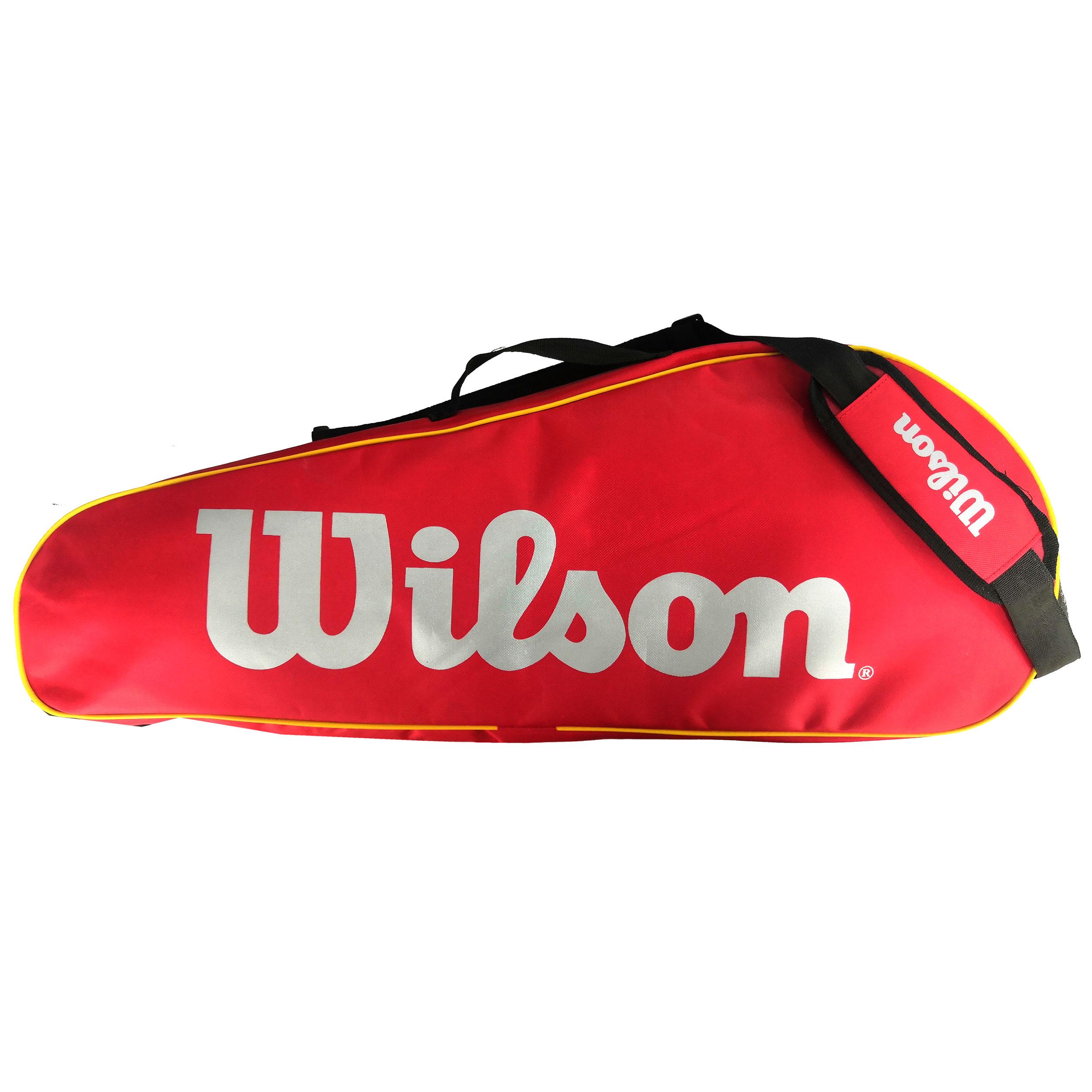 خرید                      کیف راکت تنیس ویلسون مدل وندیا
