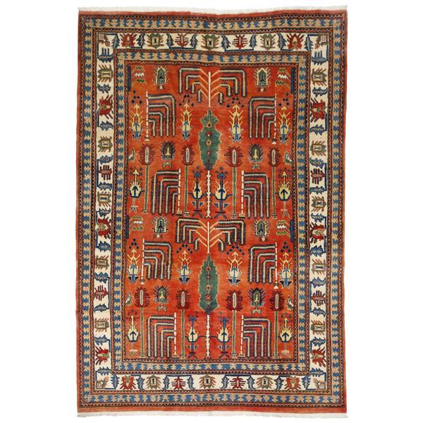 فرش دستباف شش متری سی پرشیا کد 171380
