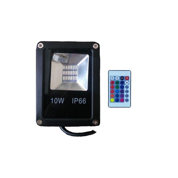 پروژکتور ال ای دی 10 وات مدل RGB SMD