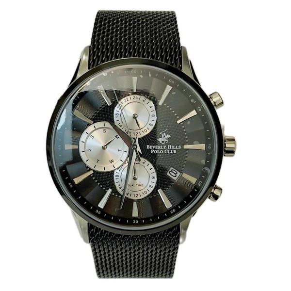 ساعت مچی عقربه ای مردانه بورلی هیلز پولو کلاب مدل bp3002x-350