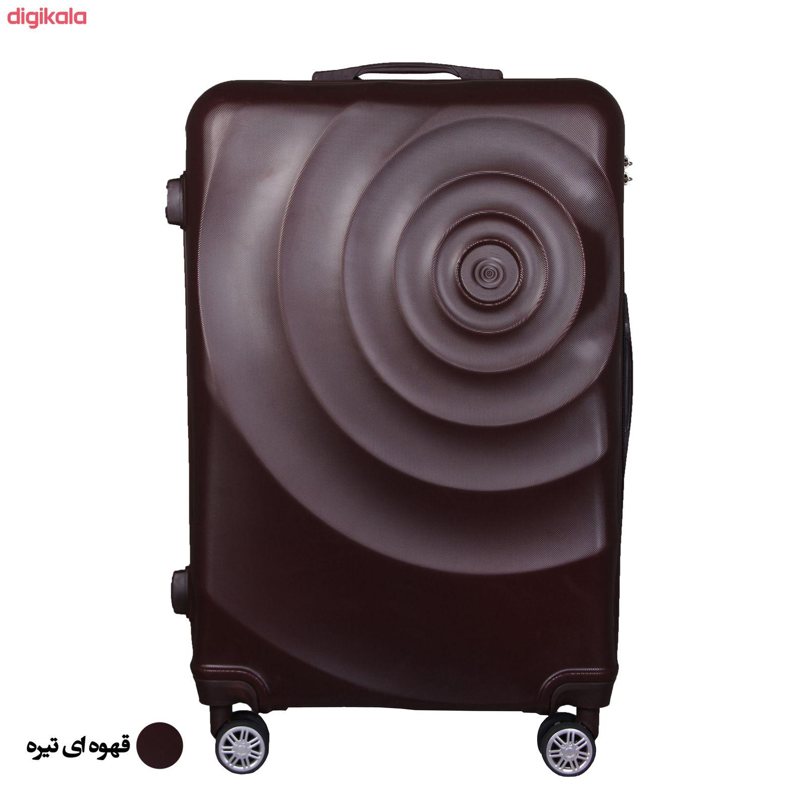 مجموعه چهار عددی چمدان مدل 319363 main 1 35