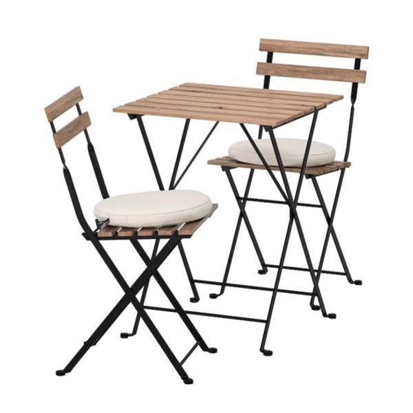میز و صندلی ناهارخوری 2 نفره مدل TARNO