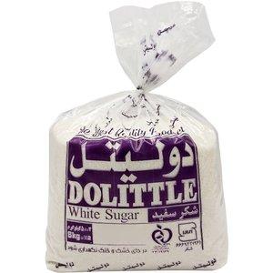 شکر سفید دولیتل - 5 کیلوگرم