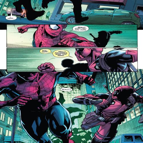 مجله Absolute Carnage vs. Deadpool 1 آگوست 2019
