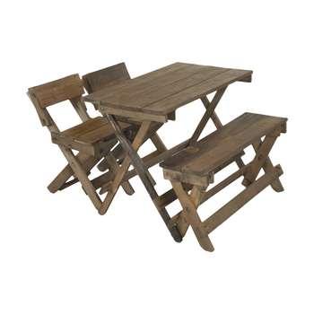 میز و صندلی ناهار خوری مدل A3