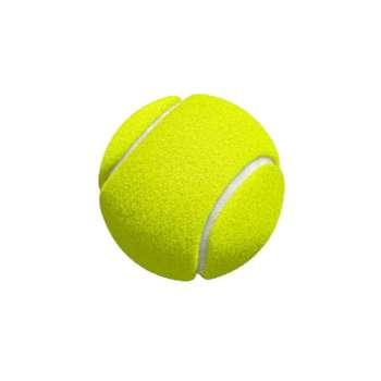 اسباب بازی سگ و گربه مدل توپ تنیس
