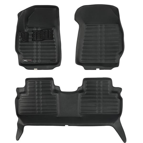 کفپوش سه بعدی خودرو تری دی مکس اچ اف کی کد 01 مناسب برای هایما S7
