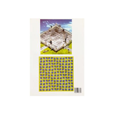 کتاب گزیده ای از جالب ترین خطاهای دید اثر سعید کشاورز مقدم نشر بلور