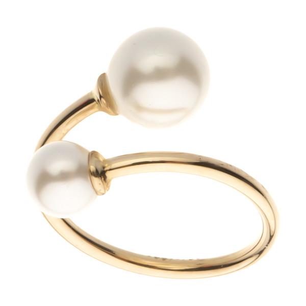 انگشتر طلا 18 عیار زنانه مایا ماهک مدل SR0555