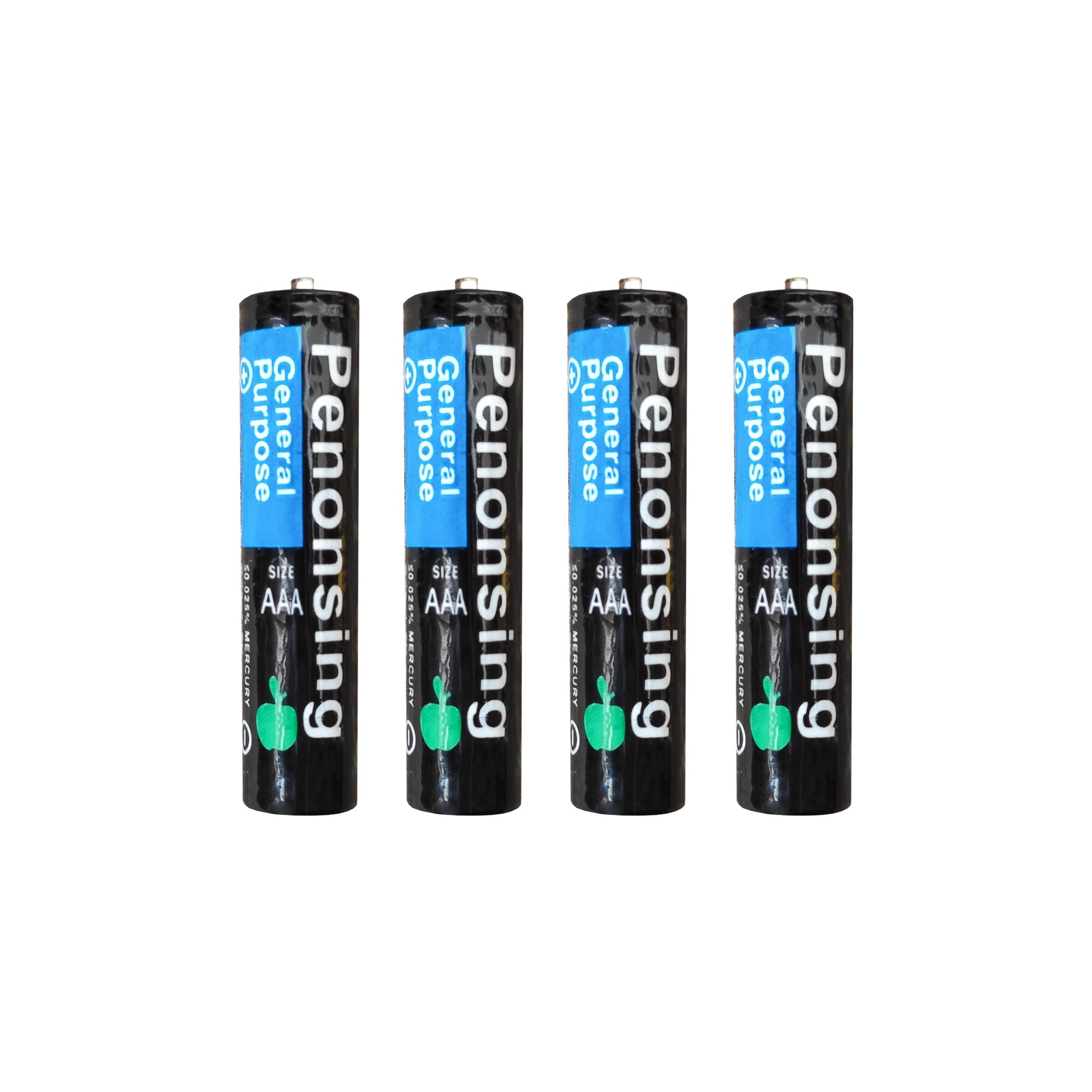 باتری نیم قلمی پنانسینگ کد PN-3A بسته 4 عددی main 1 1