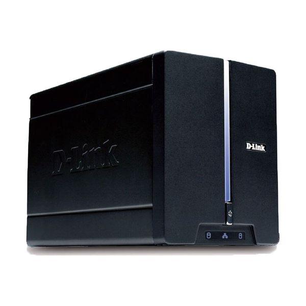 ذخیره ساز تحت شبکه 2Bay دی-لینک مدل DNS-321