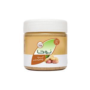 کره بادام زمینی ساده نوحا - 250 گرم