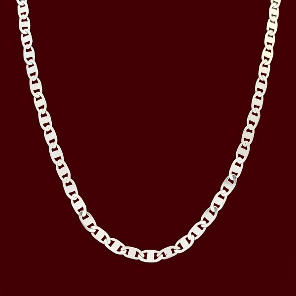 زنجیر نقره زنانه مدل VZ5466