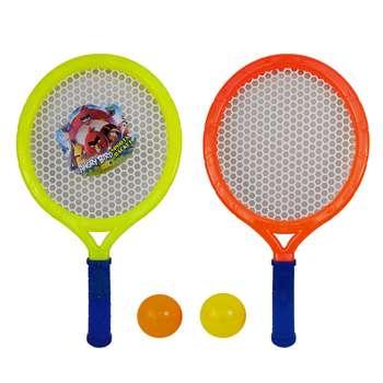 اسباب بازی  راکت تنیس مدل 001 مجموعه 2 عددی