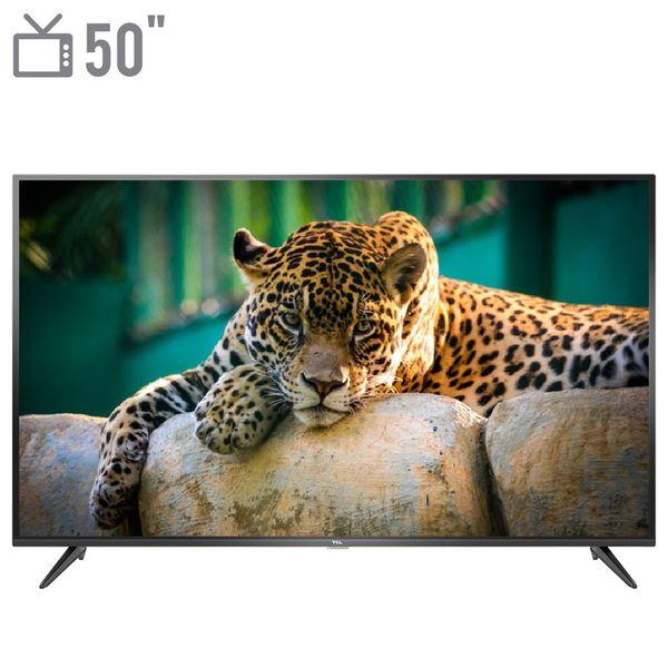 تلویزیون ال ای دی هوشمند تی سی ال مدل 50P65USL سایز 50 اینچ