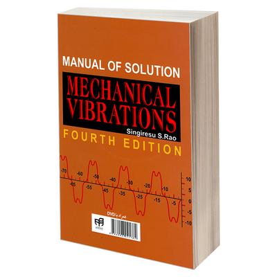 کتاب تشریح کامل مسائل ارتعاشات مکانیکی اثر سینگیریسیو اس. رائو نشر کیان جلد 1