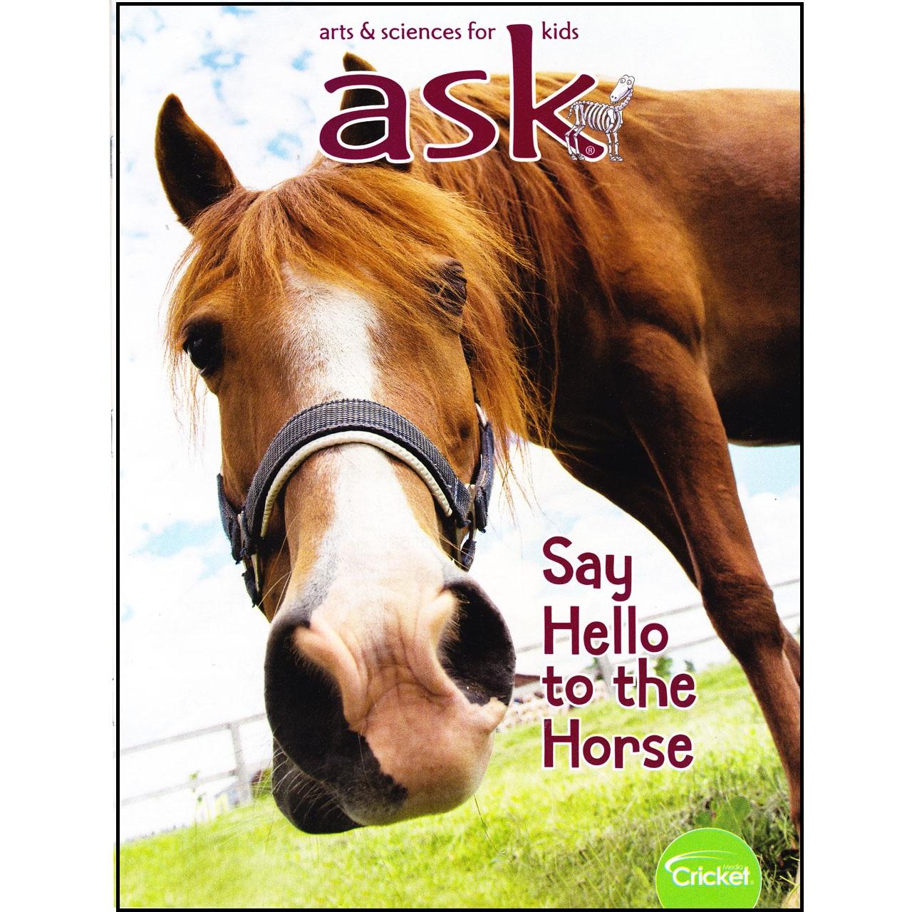 مجله Ask آوریل 2019