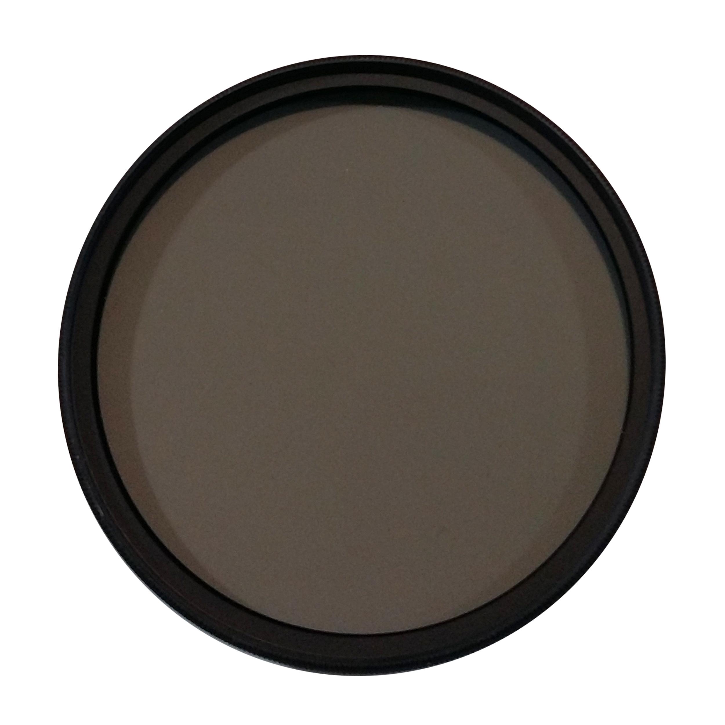 فیلتر لنز گرین ال مدل Slim CPL Gray vario 55mm