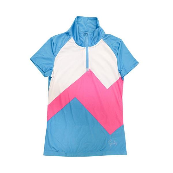 تی شرت ورزشی دخترانه کرویت مدل cycling