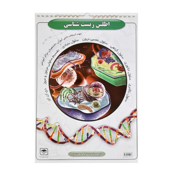 پوستر آموزشی زیست شناسی انتشارات عصر اندیشه کد 001
