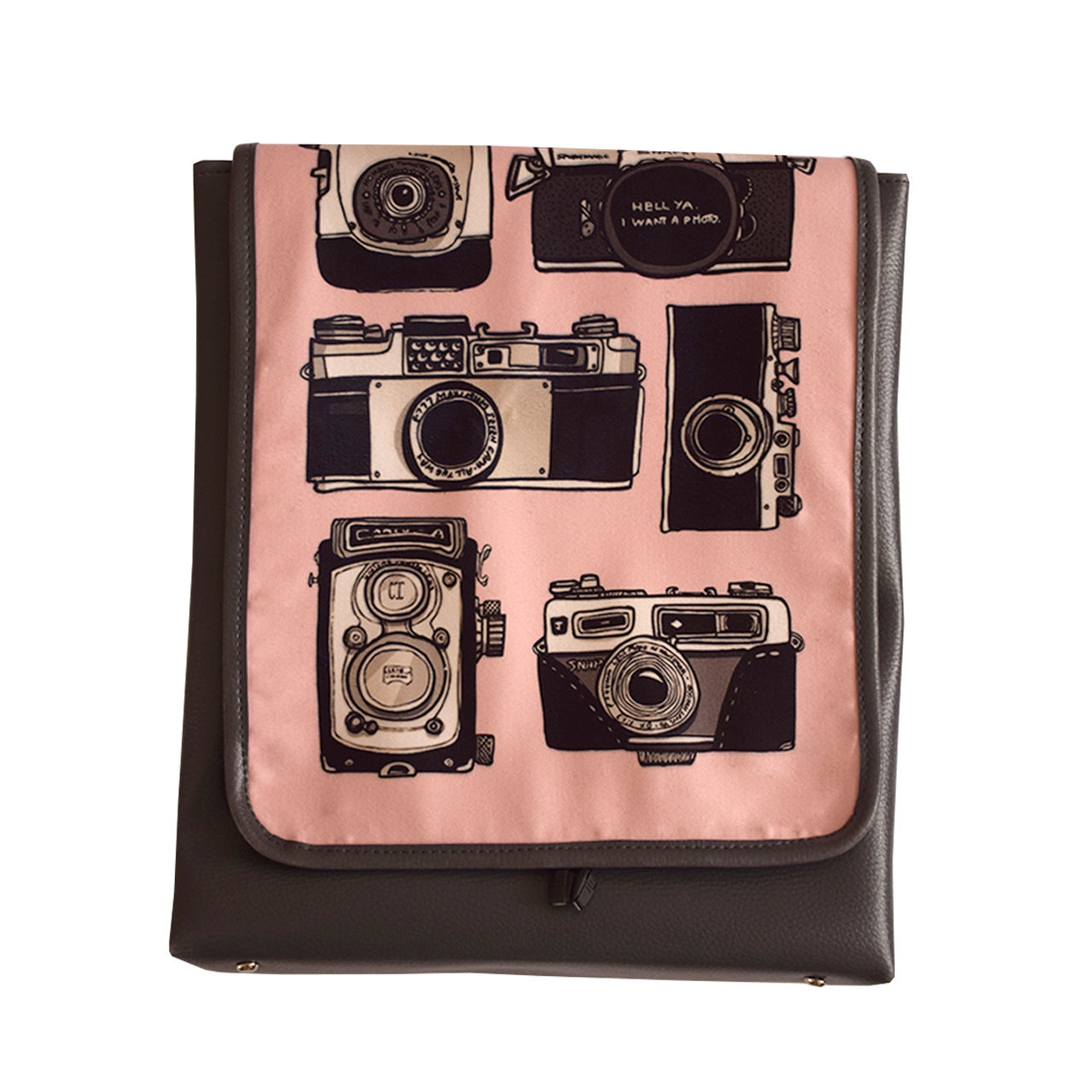 کوله پشتی دالاوین طرح دوربین کد K-6 -  - 6
