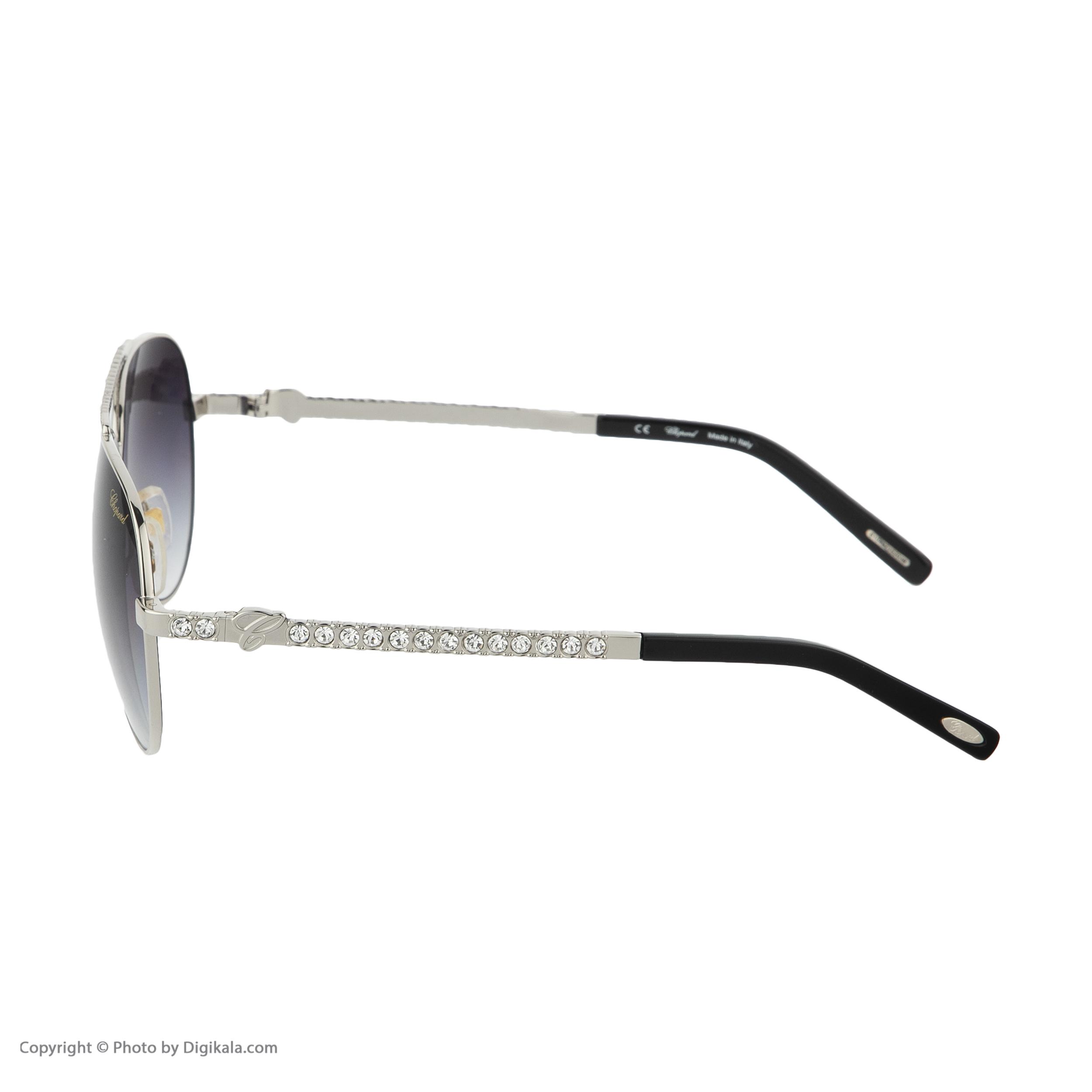 عینک آفتابی زنانه شوپارد مدل 58 -  - 5