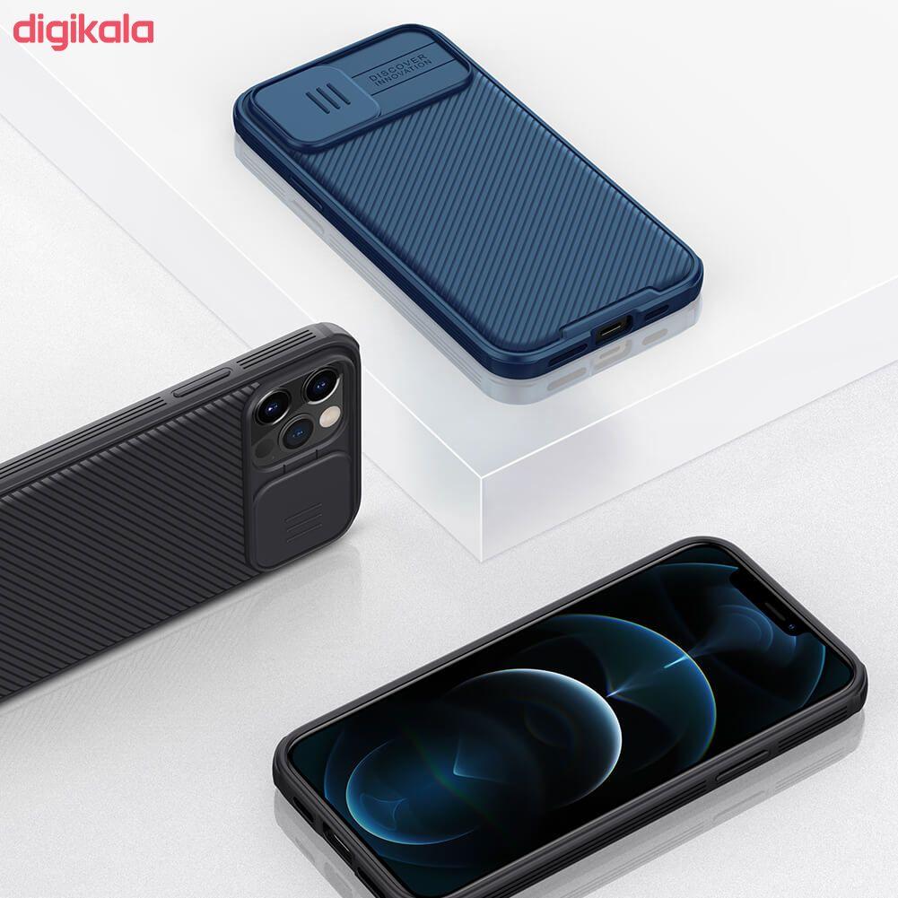 کاور نیلکین مدل Camshield Pro مناسب برای گوشی موبایل اپل IPhone 12 Pro Max main 1 10