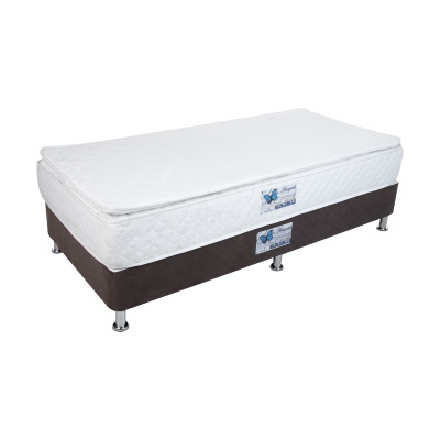 تخت خواب آسایش مدل MONOPAD120 یک نفره سایز120x200 سانتی متر