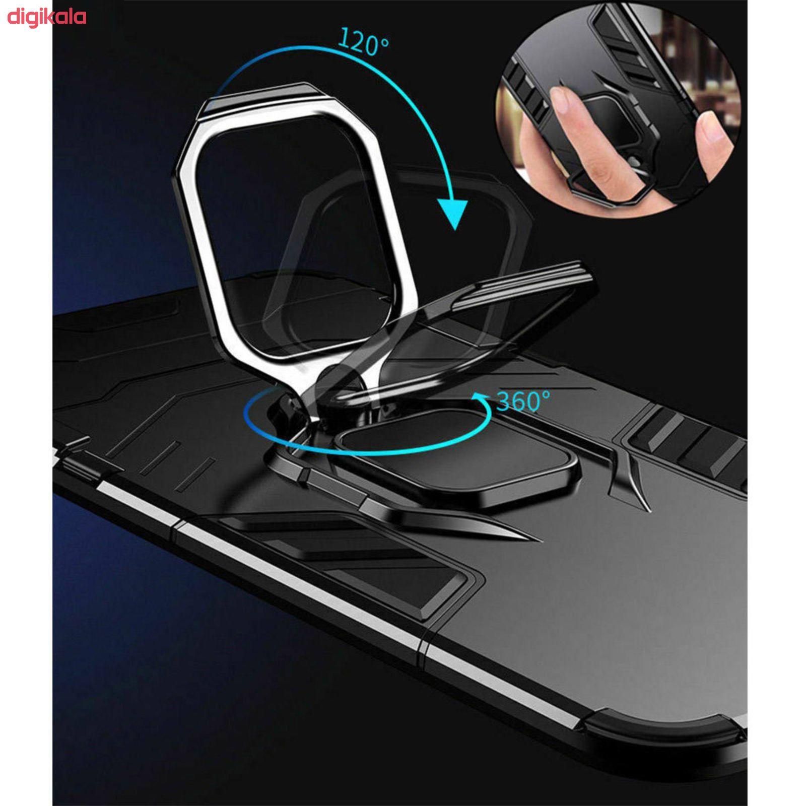 کاور مدل DEF02 مناسب برای گوشی موبایل سامسونگ Galaxy A21s main 1 6
