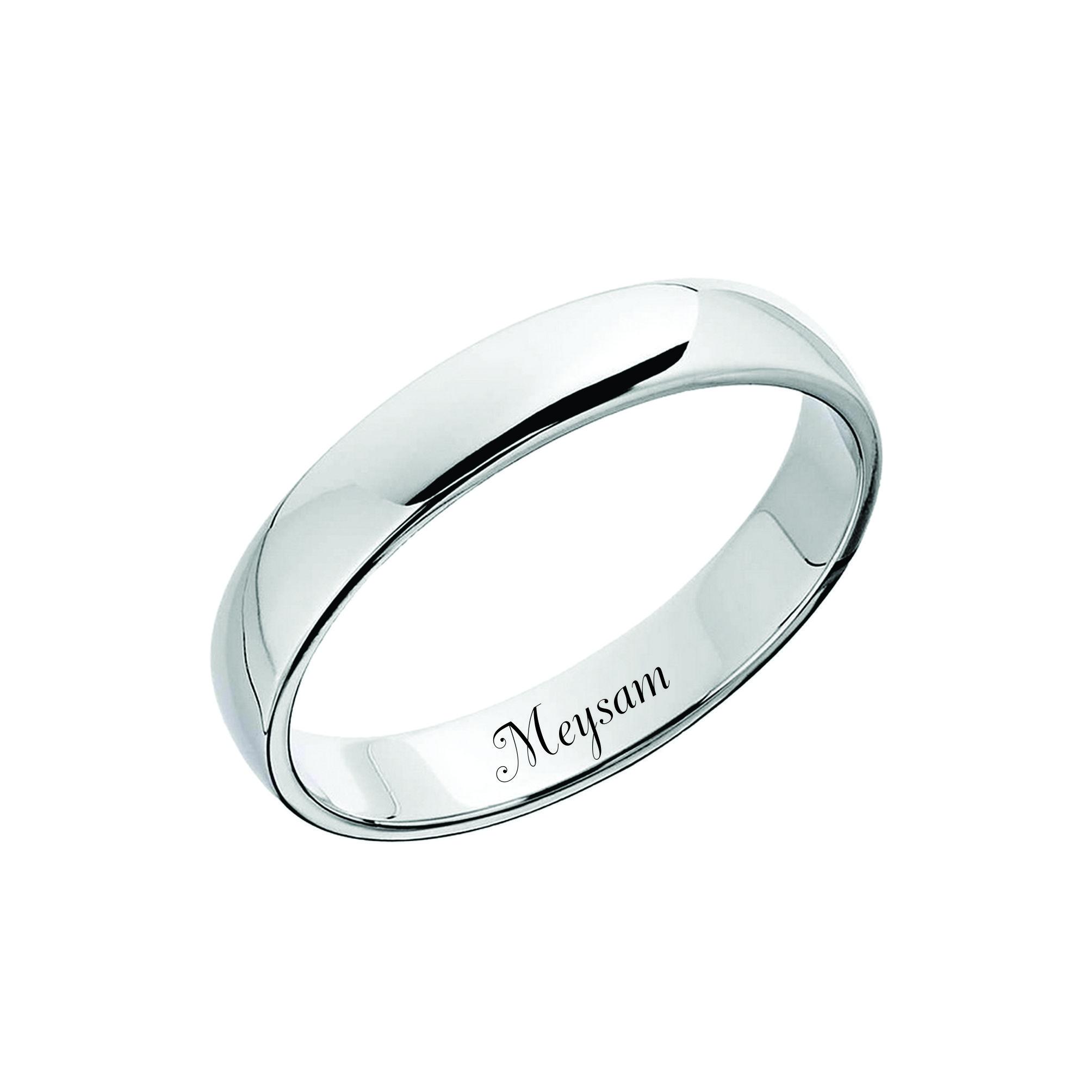 انگشتر ترمه ۱ مدل Meysam