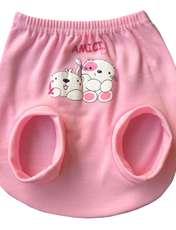ست 3 تکه لباس نوزادی دخترانه شاهین طرح امیکی کد L -  - 4