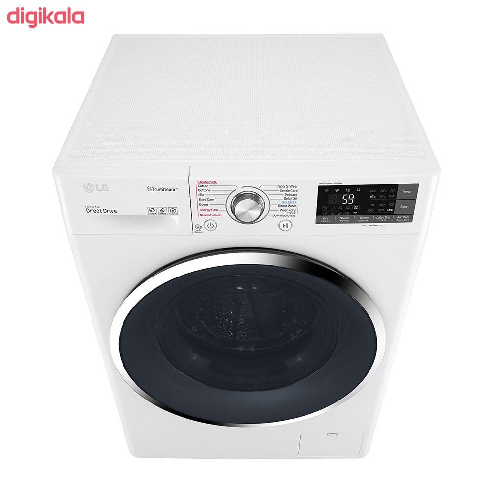 ماشین لباسشویی ال جی مدل WM-966SW ظرفیت 9 کیلوگرم main 1 3