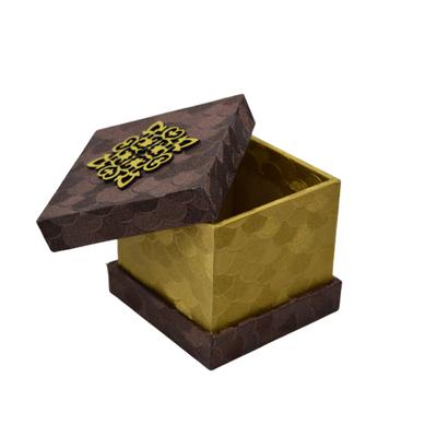 جعبه هدیه مدل مکعبی کد b103