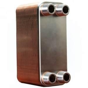 مبدل حرارتی هپاکو مدلHP-40 ظرفیت 400 لیتر بر ساعت