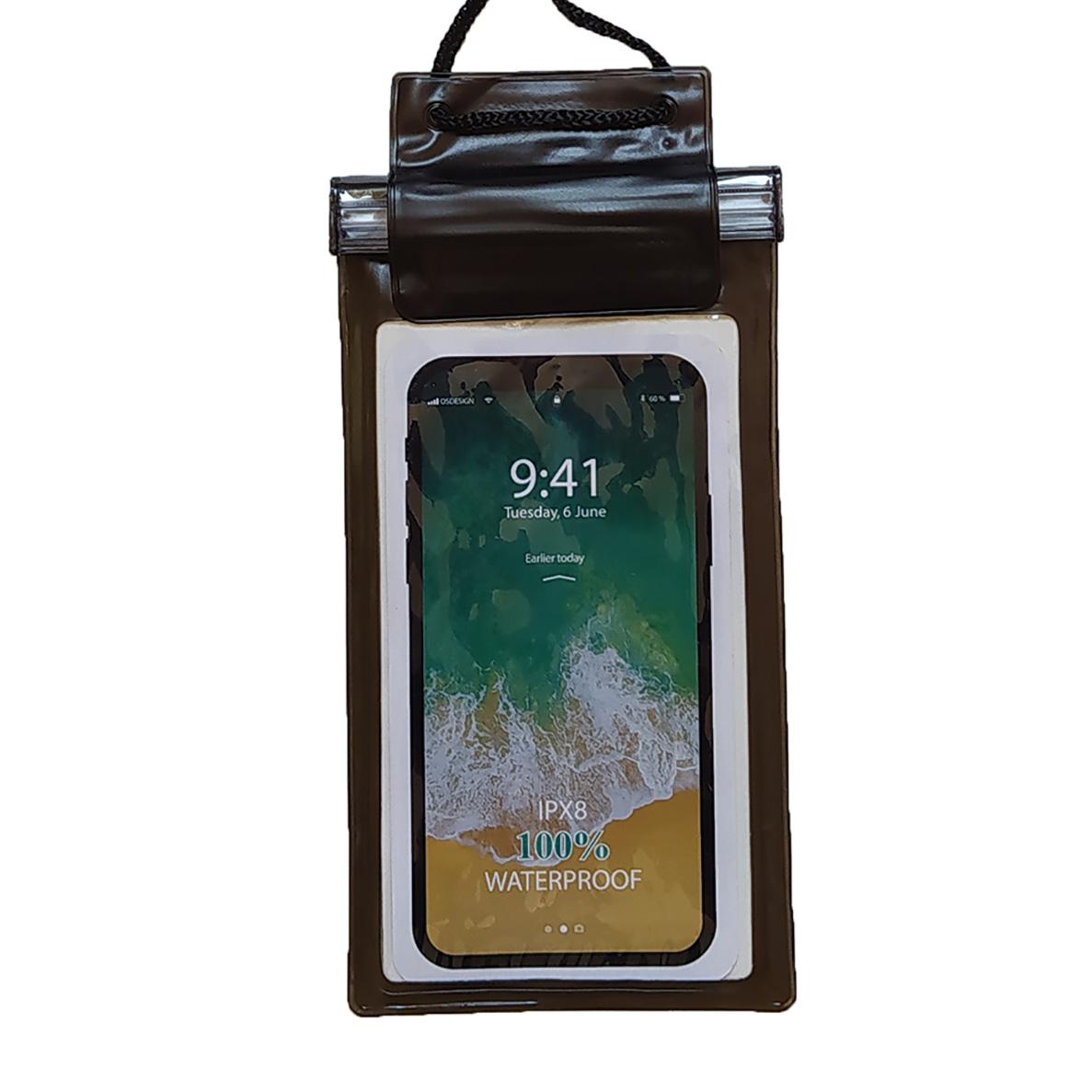 کیف ضد آب مدل F22 مناسب برای گوشی موبایل تا سایز 6.3 اینچ