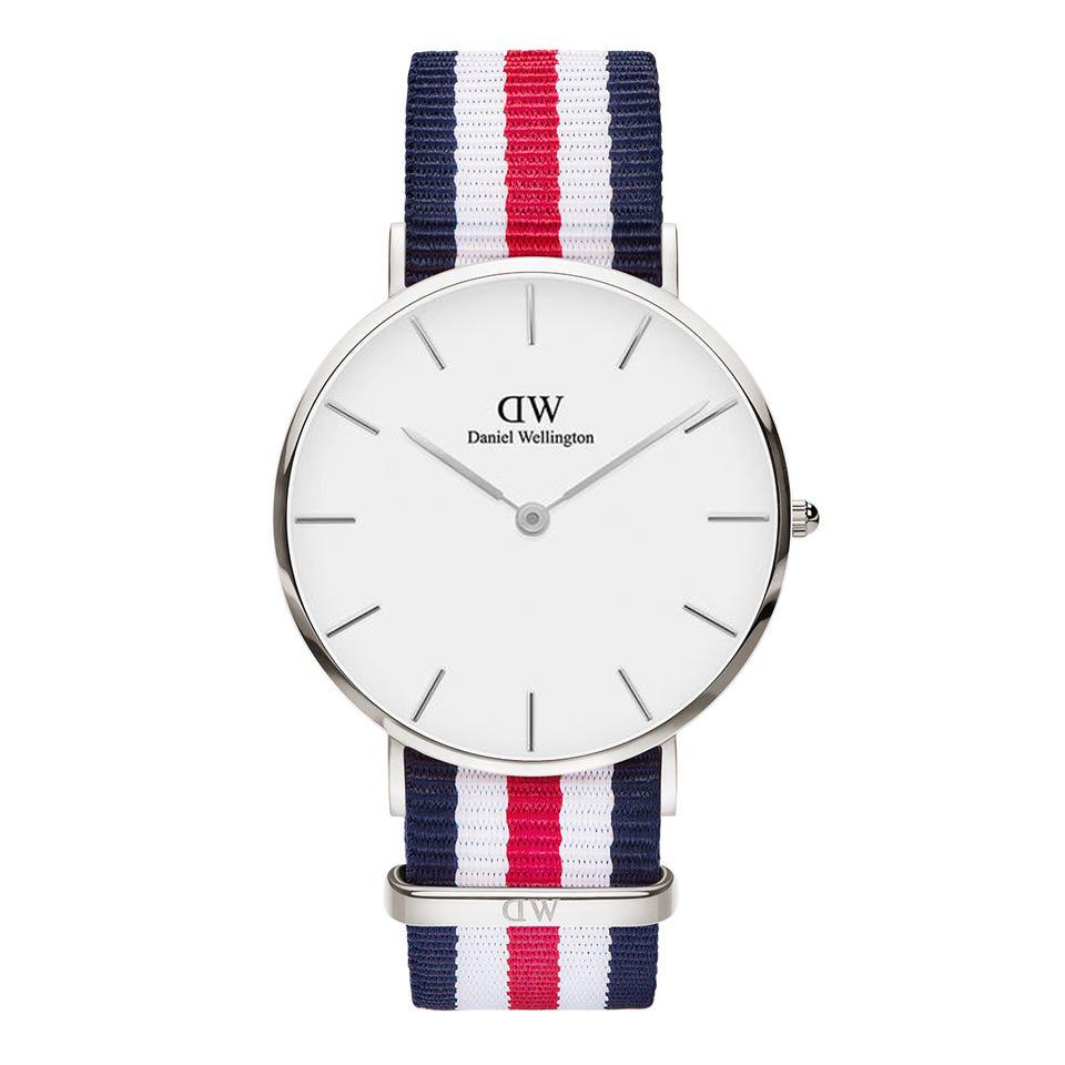 ساعت مچی عقربه ای زنانه دنیل ولینگتون کد DW96              خرید (⭐️⭐️⭐️)