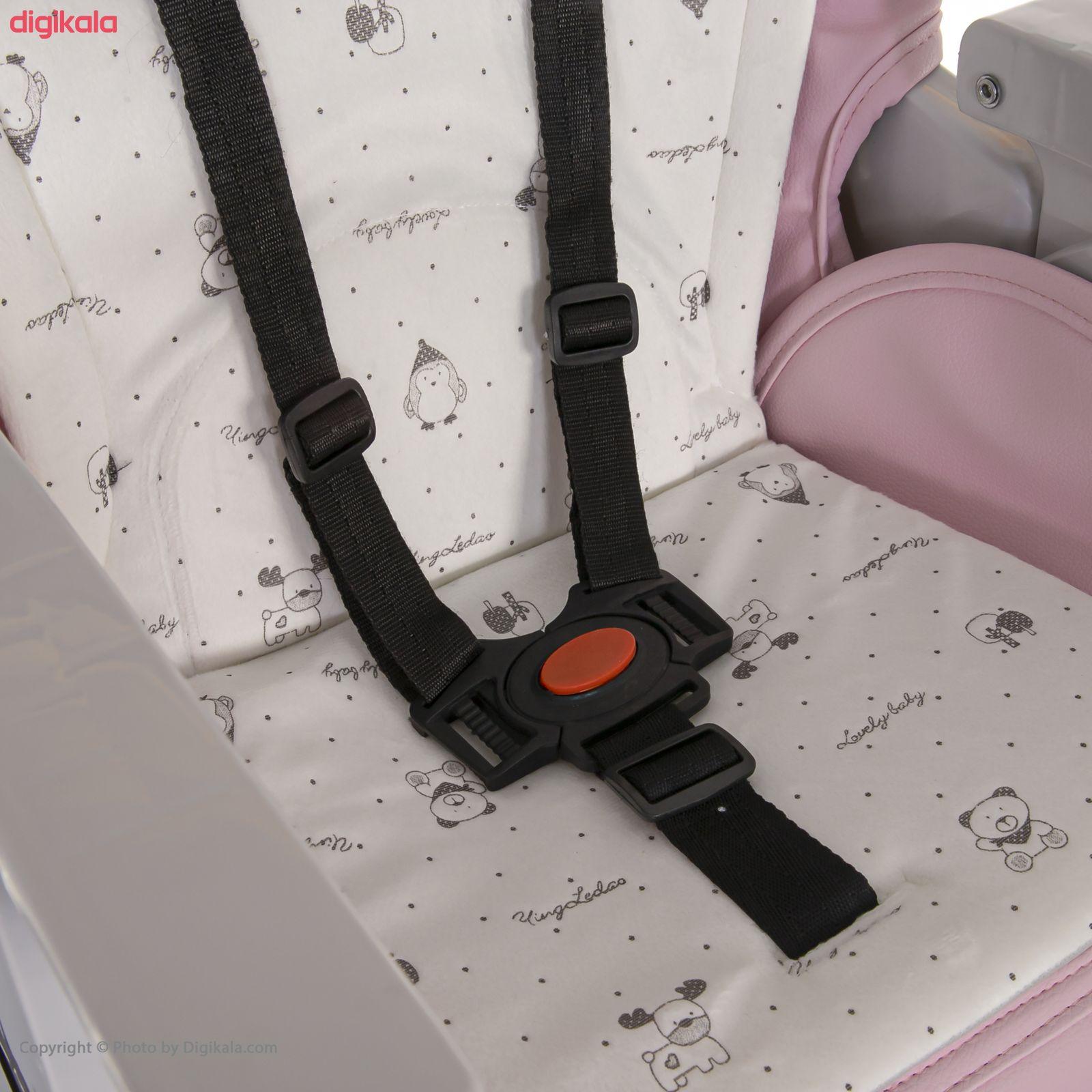صندلی غذاخوری کودک زویی مدل Z110-2 main 1 4
