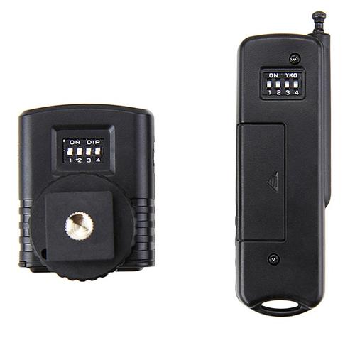 ریموت کنترل دوربین جی جی سی مدل JM-FII مناسب برای دوربین های سونی و کونیکا